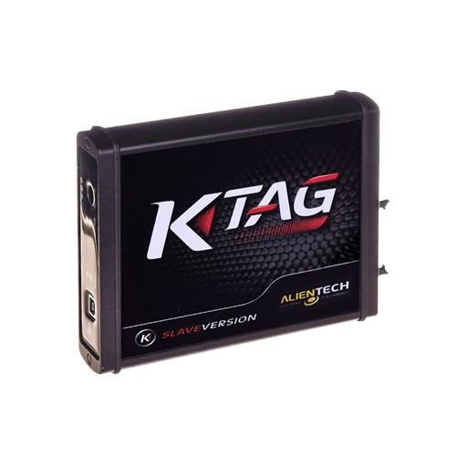 Programmatore a banco di centraline motore e trasmissione automatica K-TAG Slave Veneziani